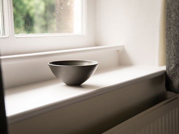 Bowl Windowsill